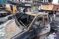 Mindestens 60 Tote bei Autobombenanschlag in Bagdad