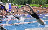 Familientreffen der Schwimmsportler in Lahr