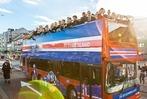 Fotos: So empfangen die Isländer ihre Fußballhelden