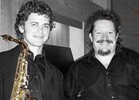 BZ GL�CK: Saxophon und Orgel: ein Klangerlebnis