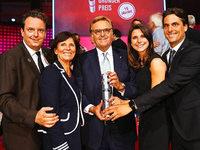 Europa-Park-Inhaber Roland Mack erh�lt den Deutschen Gr�nderpreis
