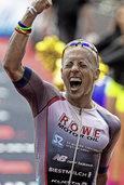 Freiburger Andreas B�cherer und das epische Duell bei der Ironman-Europameisterschaft