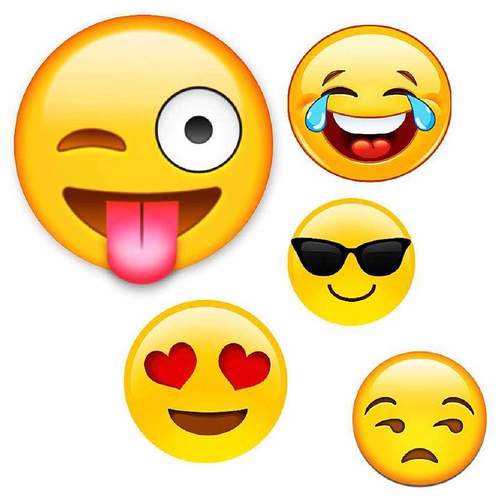 emojis und ihre missverst ndnisse bei der kommunikation panorama badische zeitung. Black Bedroom Furniture Sets. Home Design Ideas