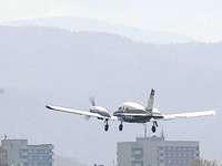 Neues SC-Stadion st�rt Flugbetrieb weniger als gedacht