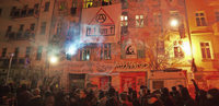 Berlin erwartet neue schwere Krawalle