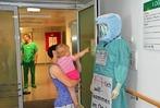 """""""Tag der offenen T�r"""" anl�sslich 60-j�hrigem Bestehen vom Bruder-Klaus-Krankenhaus"""