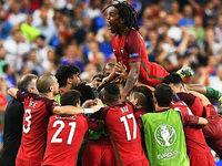 Portugal gewinnt EM-Finale 1:0 gegen Frankreich