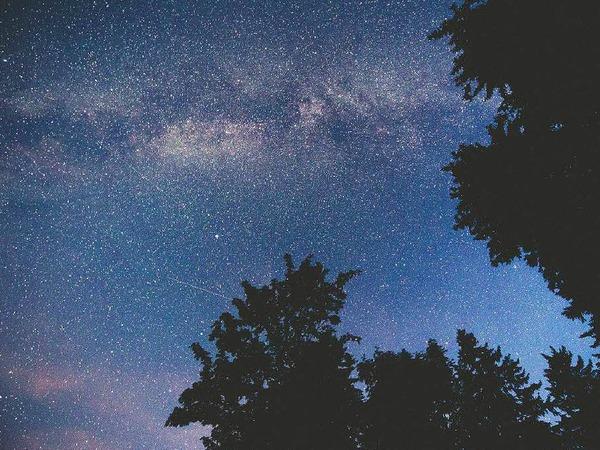 Sternenfotografie im Schwarzwald
