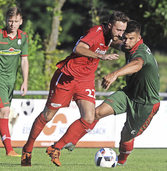 Freiburg schl�gt Bahlingen mit 1:0