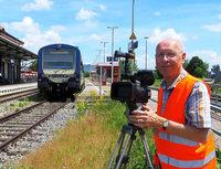 Neuenburger Bahnexperte dreht Film �ber Kaiserstuhlbahn