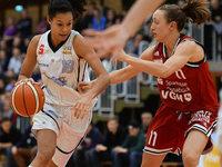 Freiburgs Basketballerinnen spielen erstmals europ�isch