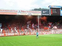 FC Villingen gegen Schalke 04 im Schwarzwaldstadion