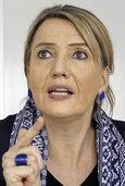 Gr�nenchefin Simone Peter w�nscht sich ein Linksb�ndnis