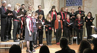 Chor Temporal in Müllheim