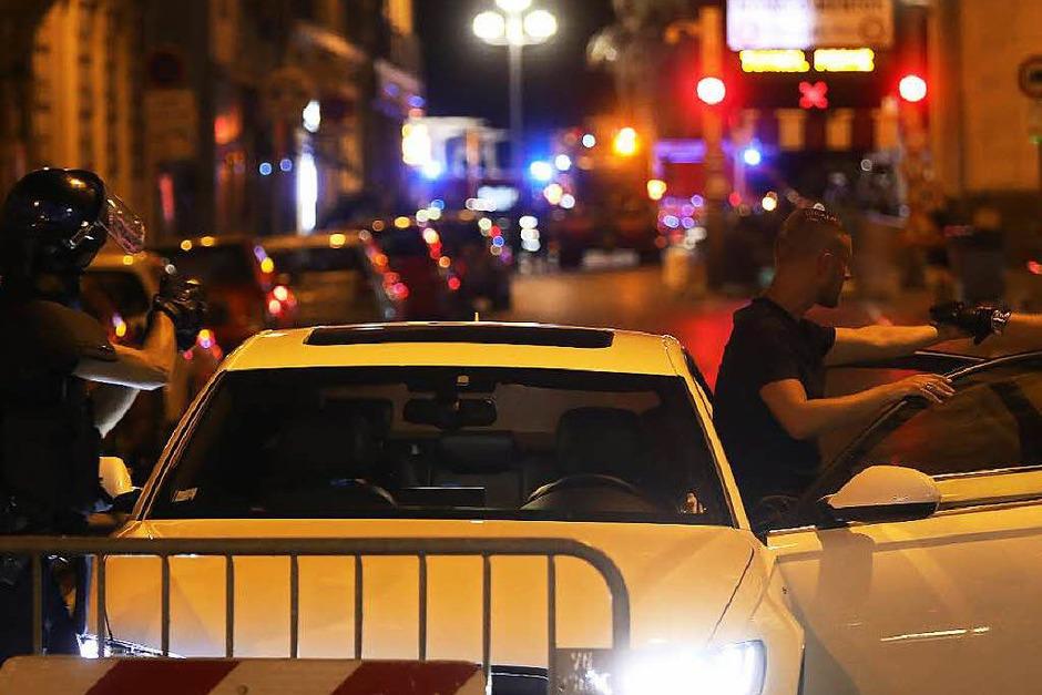 Anschlag in Nizza (Foto: AFP)