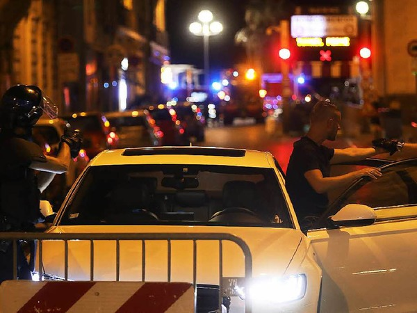 Anschlag in Nizza