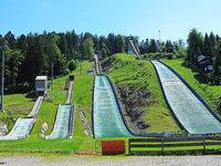 Skisprung-Stars d�rfen Lift an Adlerschanze nicht nutzen