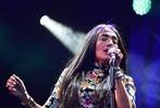Fotos: Stimmenkonzert mit Hindi Zahra und Holly Macve im L�rracher Rosenfelspark
