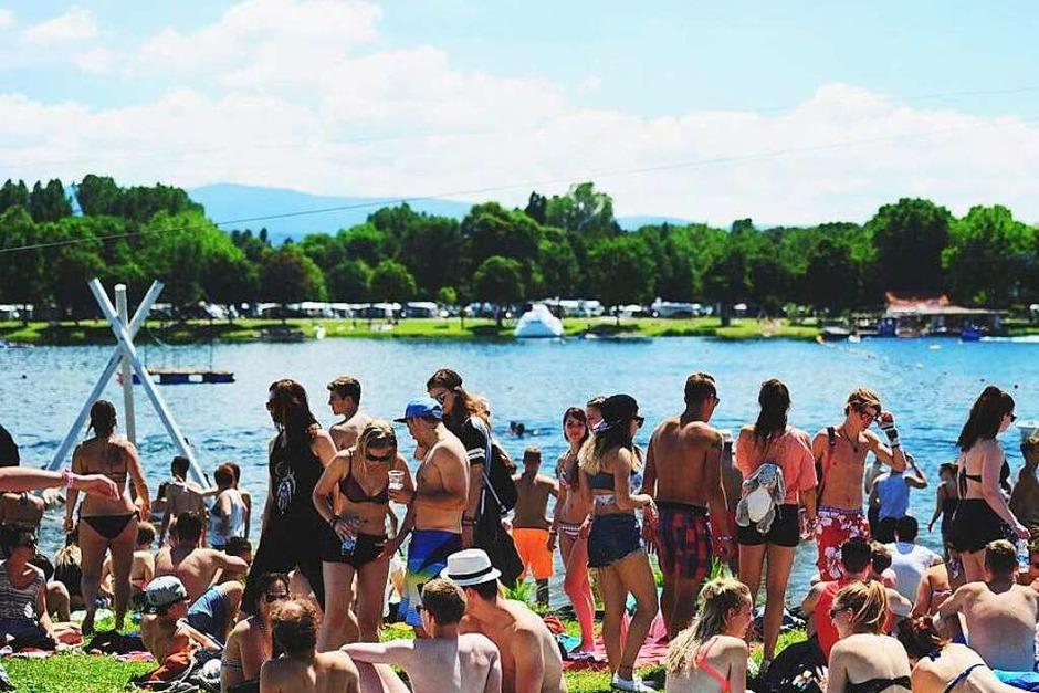 Sommer, Sonne, Sonnenschein – und heiße Beats beim Sea-You-Festival 2016 (Foto: Miroslav Dakov)