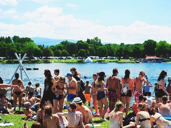 Sommer, Sonne, Sonnenschein - und heiße Beats beim Sea-You-Festival 2016