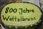 Fotos: 800-Jahr-Feier in Wettelbrunn