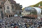 Fotos: Die SWR-Sinfoniker nehmen Abschied von Freiburg
