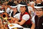 Der Musikverein Obersimonswald feierte sein 150-jähriges Bestehen