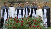 Mit dem Heinavanker Ensemble aus Estland in St. Blasien