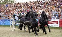 F�nf Tage internationale Pferdemesse mit gro�em Programm
