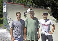 Ein F�rderverein k�mmert sich um die Halfpipe in Landwasser