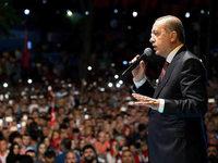 Im t�rkischen Parlament zeichnet sich Mehrheit f�r Todesstrafe ab