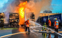 2000 Euro Belohnung f�r Hinweise auf Brandstifter