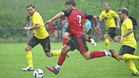 SC Freiburg siegt in Zimmern im Regen 9:0