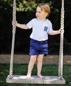 Prinz George ist drei Jahre alt
