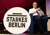 Volksparteien gibt es in Berlin nicht mehr