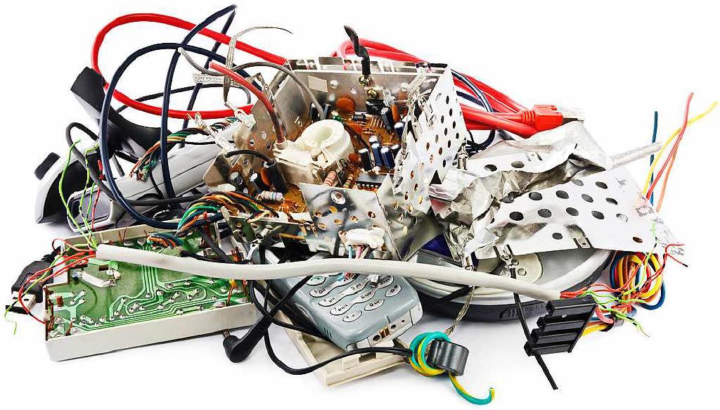 so k nnen ausrangierte elektroger te entsorgt werden wirtschaft badische zeitung. Black Bedroom Furniture Sets. Home Design Ideas