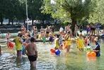 Fotos: Grenzenloses Schwimmen im Rhein