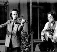 Duo Arrabalero kommt zum Kunstverein Galand
