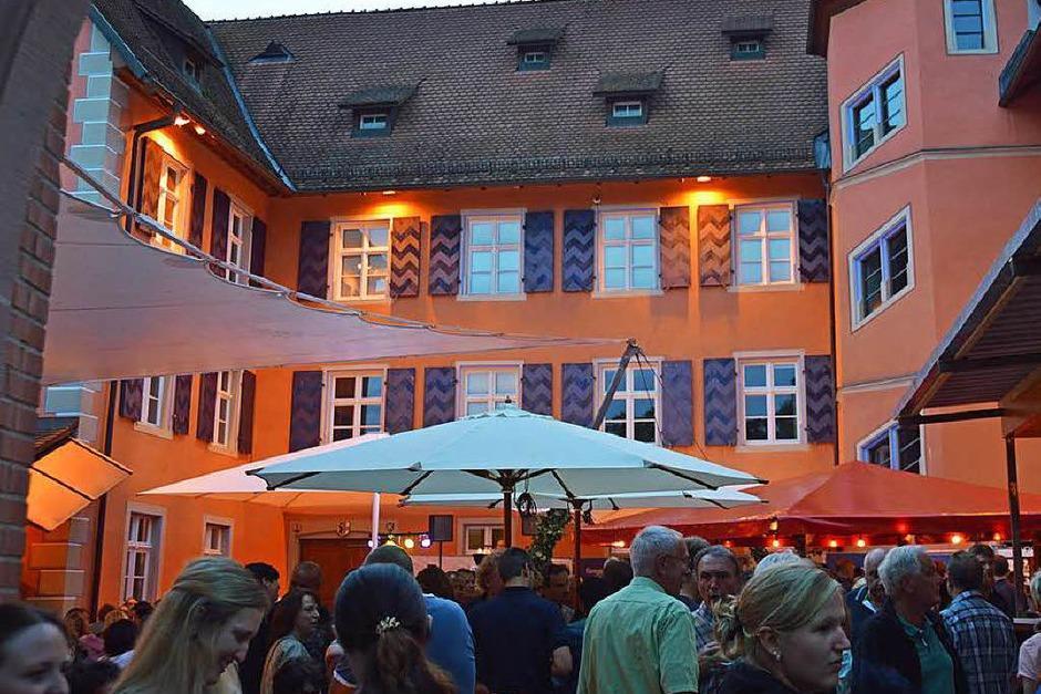 Impressionen vom Schlossfest in Kirchzarten (Foto: Gerhard Lück)