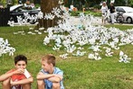 Fotos: Das Dorffest in Gundelfingen