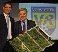 Festakt: 60 Jahre VfR V�rstetten – eine Erfolgsgeschichte