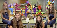 Sch�ler bieten beim Schulfest gute Unterhaltung