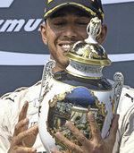 Lewis Hamilton gewinnt beim Großen Preis von Ungarn