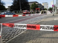 21-J�hriger t�tet Frau in Reutlingen mit langem Messer