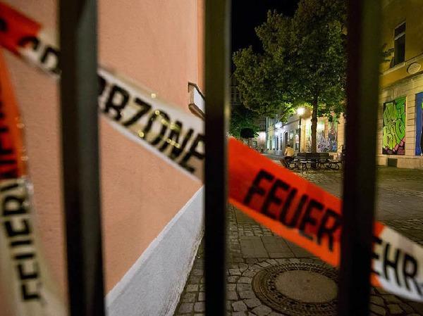 Bombenanschlag in Ansbach