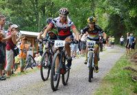 Furioses Mountainbike-Finale in Urach