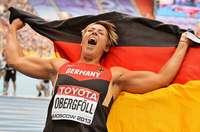 Christina Obergf�lls Traum vom olympischen Gold