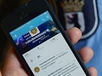 Nutzt die Polizei im S�dwesten bald Facebook und Twitter?