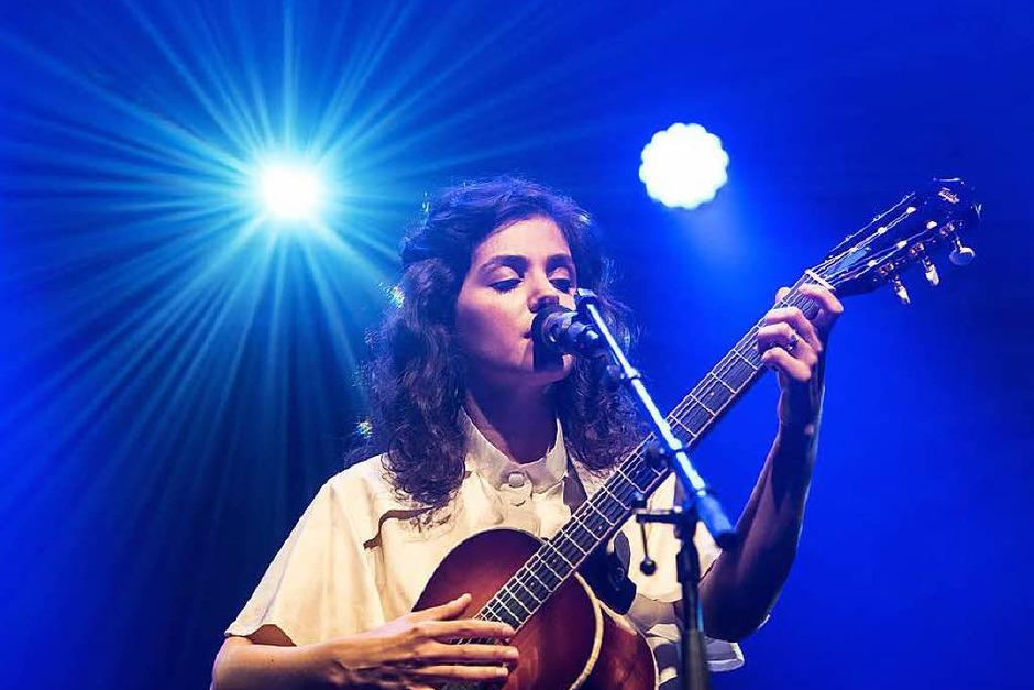 Katie Melua in Freiburg (Foto: Patrick Seeger)