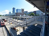 Der Freiburger Hauptbahnhof wird endlich barrierefrei